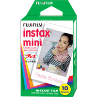 Film pre fotoaparát INSTAX MINI (10listov/bal)