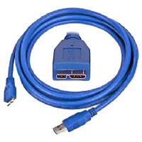 KABEL USB 3.0 Micro 3m prepojovací