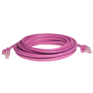 PATCH KABEL FTP cat.6, 5m pink
