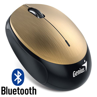 GENIUS - NX-9000BT 1200dpi Gold