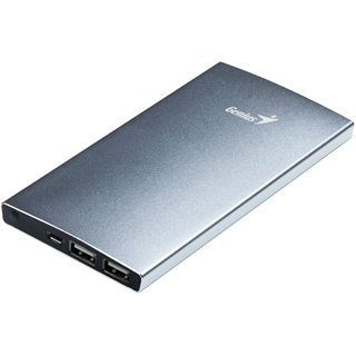 GENIUS - Power Bank ECO-u828 silver
