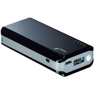 GENIUS - Power Bank ECO-u622 black