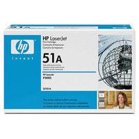 HP Toner  Q7551A black No.51A