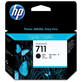 HP Cartridge CZ133A Black 80ml