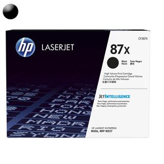 HP Toner CF287X black XL