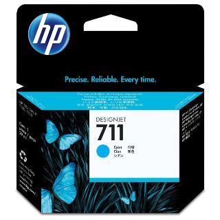 HP Cartridge CZ130A Cyan 29ml