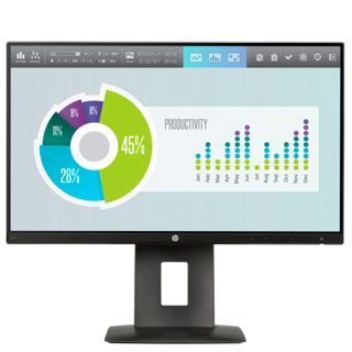 "HP LED Monitor 21,5"" Z22n"