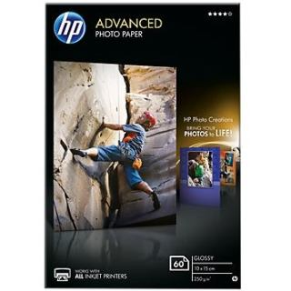HP Advanced Glossy PhotoPaper 250g 10X15 60ks