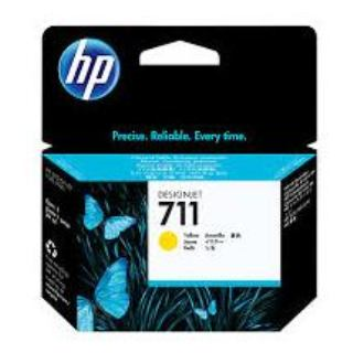 HP Cartridge CZ132A Yellow 29ml