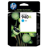 HP Cartridge C4907AE 940XL Cyan Officejet