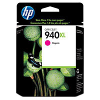 HP Cartridge C4908AE 940XL Magenta Officejet