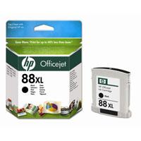 HP Cartridge C9396AE 88XL Black Officejet Ink