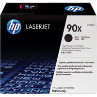 HP Toner  CE390X black