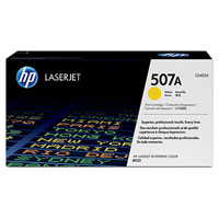 HP Toner  CE402A yellow HP507A