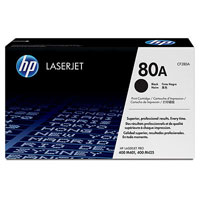 HP Toner CF280A black HP 80A
