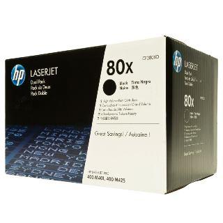 HP Toner  CF280XD black