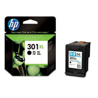 HP Cartridge CH563EE BLACK 301XL