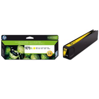 HP Cartridge CN628AE 971XL Yelow Ink 6600str
