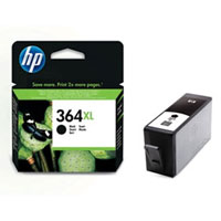 HP Cartridge CN684EE Black 364XL