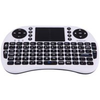 RIKOMAGIC i8 Wireless Mini Keyboard white
