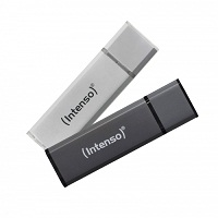 INTENSO - 32GB Alu Line anthracite