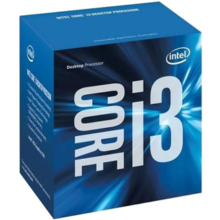 INTEL i3-6100 - 3.7GHz BOX