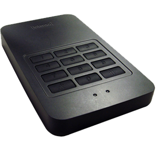INTENSO 1TB MemorySafe black 2,5