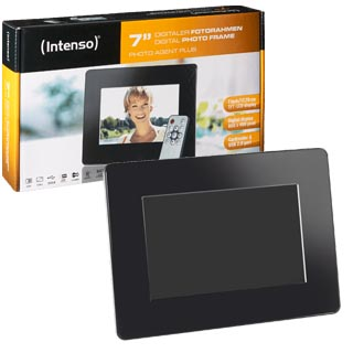 LCD PHOTO FRAME -- Intenso 7