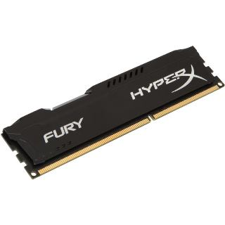 KINGSTON HyperX Fury BLACK 4GB HX318C10FB/4