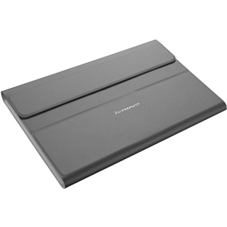 LENOVO TAB2 A10-70 Folio case and film šedý