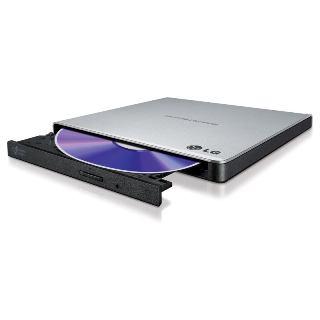 LG Externá DVD-RW GP57ES40 EXT silver slim