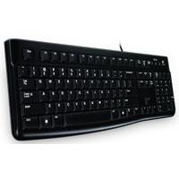 LOGITECH Wired Desktop K120 SK/CZ bussines