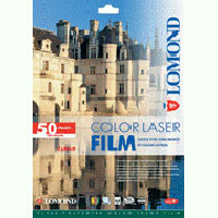 LOMOND PET film Laser A4/50 100mic f. tlac 0703415