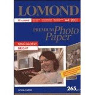 LOM PremPhoto pololeskly 20x265g/m2 A3