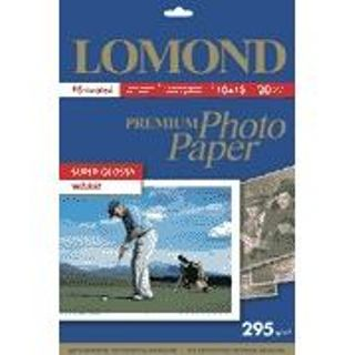LOM PremPhotoSuperGlossy 20x295g/m2 A620 1108103