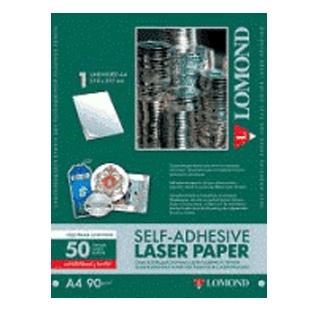 Papier Lomond pre las.tlač, strieb, 90 g/m2 A4, 50