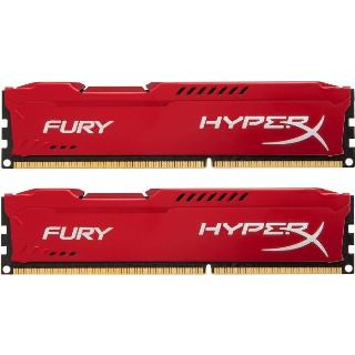 KINGSTON HyperX Fury RED 8GB HX316C10FRK2/8