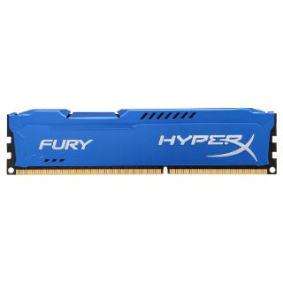 KINGSTON HyperX Fury BLUE 4GB HX316C10F/4