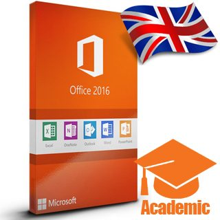 MS OFFICE Standard 2016 OLP NL Acdmc