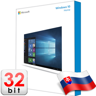 MS WINDOWS 10 SK 32-bit OEM