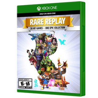 XBOX ONE Rare Replay, 30 HIT Games