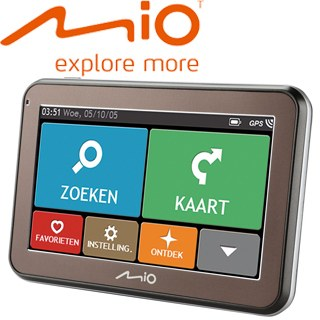 MIO S5400 Full Europe + Lifetime aktualizacia