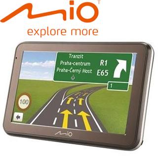 MIO Autonavigácia 5