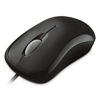 MICROSOFT L2 Basic Optical Mouse Black