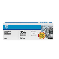 HP Toner  CB435A black