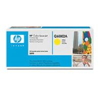 HP Toner  Q6002A yellow LJ2600 2000