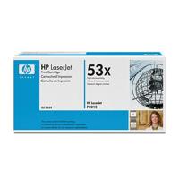 HP Toner  Q7553X black No.53X