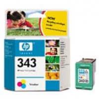 HP Cartridge C8766EE  COLOR 343 7ml