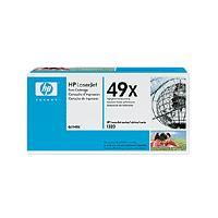 HP Toner  Q5949X black 1320 6K