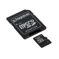 Kingston Micro SDHC Card 16GB Class4